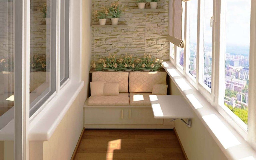 фото с ремонтом балконов